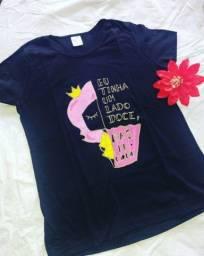 Título do anúncio: Blusa tshirt tamanho m
