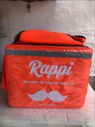 Título do anúncio: Bag de entrega 100,0