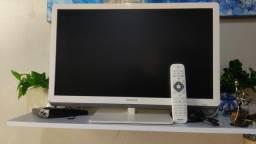 Vendo tv Philips q também e monitor
