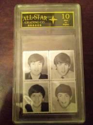 Cinderelas Beatles selos 10 mint
