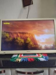 Título do anúncio: TV SONY BRAVIA  pra vender logo!! 400$ ( Léia A Descrição!)