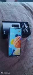 LG K62+  novo !