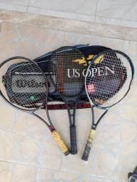 Venda de raquetes