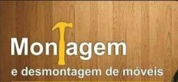PRESTADOR DE SERVIÇO MONTAGEM DE MÓVEIS