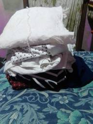 Vendo lote pra brechó roupas boa