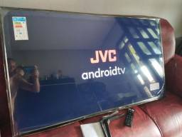 TV jvc 50 pol. Android 4k