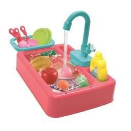 Título do anúncio: KIT lavar louça sai água de verdade