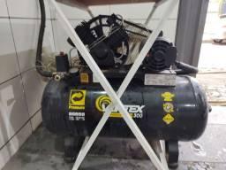 Compressor vórtex 5 meses de uso.