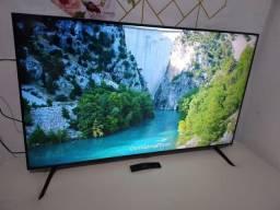 Smart tv 50 polegada Panasonic cristal 4K.