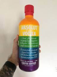 Absolut Vodka Rainbow Case 1L