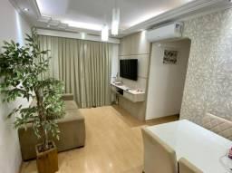 Apartamento Condomínio Residencial Ouro Verde 2 dormitórios c/ ar-condicionado