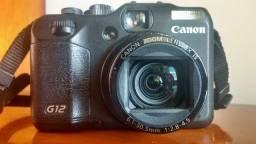 Câmera Semiprofissional Canon G12