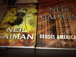 Neil Gaiman - American Gods e os Filhos de Anansi
