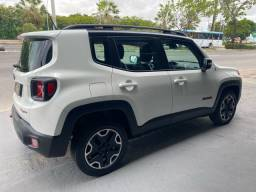 Jeep renegade THAWK mais top da categoria diesel 4x4 automático novíssimo