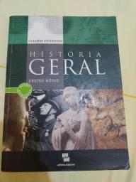 LIVRO HISTÓRIA GERAL