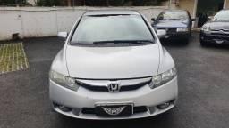 Honda Civic Lxs Automatico 1.8 flex Impecável