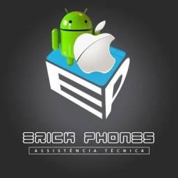 Assistência técnica em conserto e manutenção de celular Android e iPhone