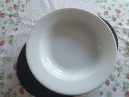 Prato porcelana fundo