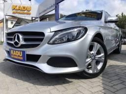 Título do anúncio: Mercedes-Benz C-180 1.6