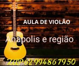 Aula de violão há domicílio (Anápolis)