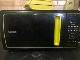 Micro-ondas consul 20 litros