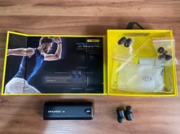 T8 Awei TWS - Fone de ouvido Bluetooth TWS com carregador Power Bank