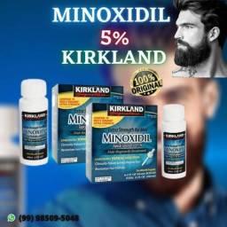 Minoxidil 5% Kirkland + 18 Frascos