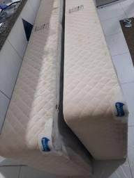 Base cama box quenn