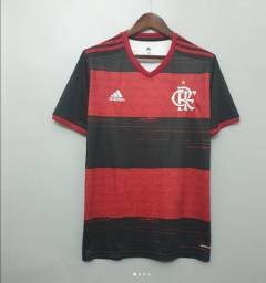 Camisa masculina do Flamengo 2020/2021
