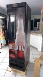 Cervejeira Slim Vn28 4 Caixas 24x600ml Metalfrio
