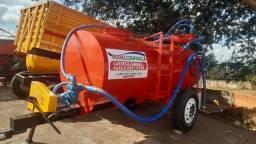 Título do anúncio: Carreta tanque agrícola  5.000 litros  *