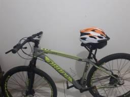 Bike aro 29 tamanho 17/ 21 marchas