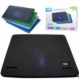 Base Para Notebook 15,6? com fan 140mm Led DX-001 Dex