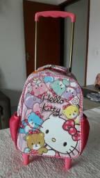 Mochila Infantil Feminina da Hello Kitty NOVA NUNCA USADA