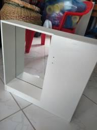 Armário com espelho novo