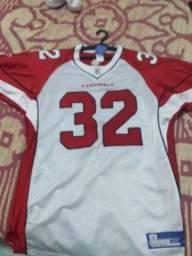 Camisa oficial Reebok Cardinal 32