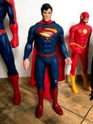 Boneco Superman Gigante 55 cm Liga da Justiça DC