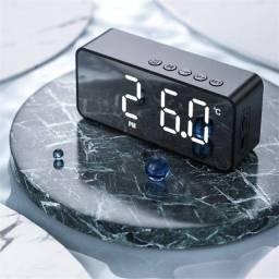 Relógio de mesa despertador lacrado