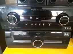 Amplificadores Sony Muteki