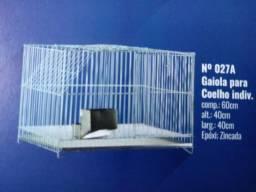 Gaiolas para roedores e aves
