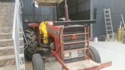Vendo Trator Massey Ferguson 72