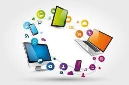 Faço sites, Administro medias digitais, desenvolvimento de vídeo