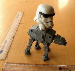 Brinquedo Brinde Mc Donalds Star Wars Storm Trooper