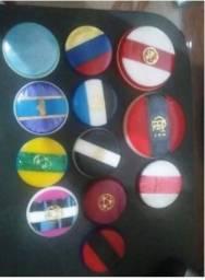 f5646965e1 Futebol de botão (botões antigos ANOS 90 e novos)