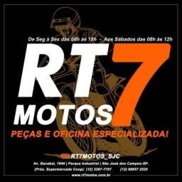 RT7 MOTOS Loja_Oficina de resgate