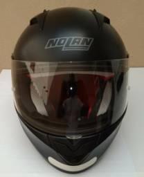 Capacete Nolan modelo N64 (Novo)