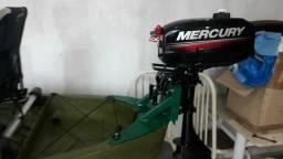 Mercury 3.3hp 2017 MOTOR DE POPA Ñ YAMAHA Ñ SUZUKI