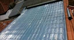 Vazamento de água da chuva pelo telhado: saiba mais