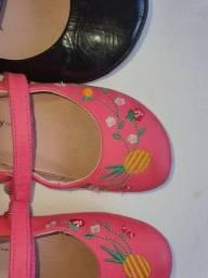 4 sapatos infantis usados tip toey joey e blue infant