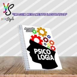 Agenda 2020 Personalizada Curso Profissão Psicologia